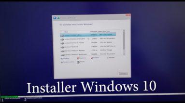 Installer / Réinstaller Windows 10 sur son PC ! [Tuto Complet]
