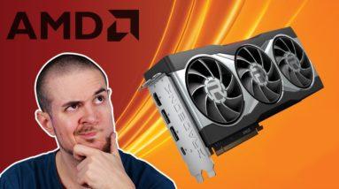 Pourquoi je n'ai pas testé les nouvelles cartes AMD ? | Hardware & Chill #01