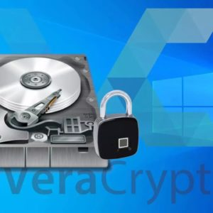 VeraCrypt : chiffrer le disque système de Windows