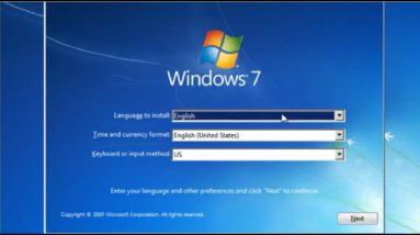 comment formater un pc windows 7 facilement et rapide
