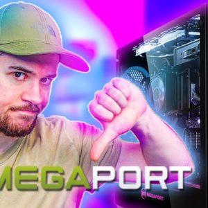 MEGAPORT :  Mon avis sur leurs PC Gamer (faut-il les acheter ?)