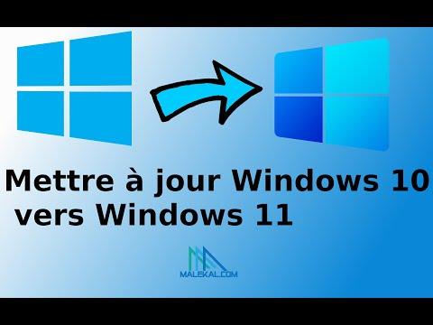 Mettre jour Windows 10 vers Windows 11 gratuitement