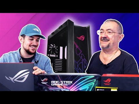 Mon père monte un PC Gamer pour la première fois !