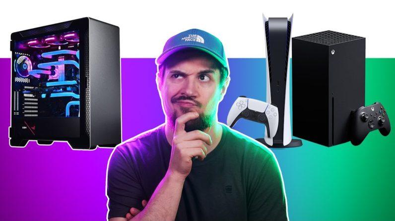 PC Gamer VS Consoles en 2021 : Mon avis !