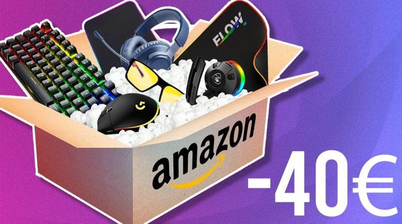 Top 7 Accessoires PC Gamer à moins de 40€